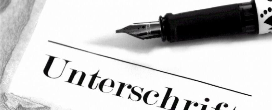 Szerződések joga németül